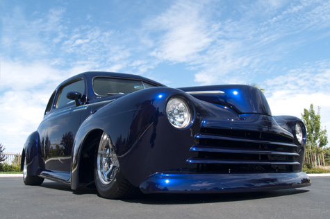 Custom Concepts 46 Ford Coupe