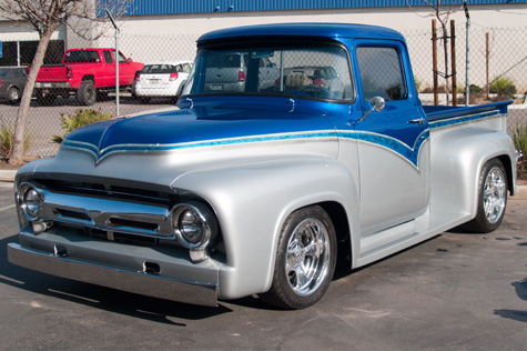Custom Concepts 56 Ford F100